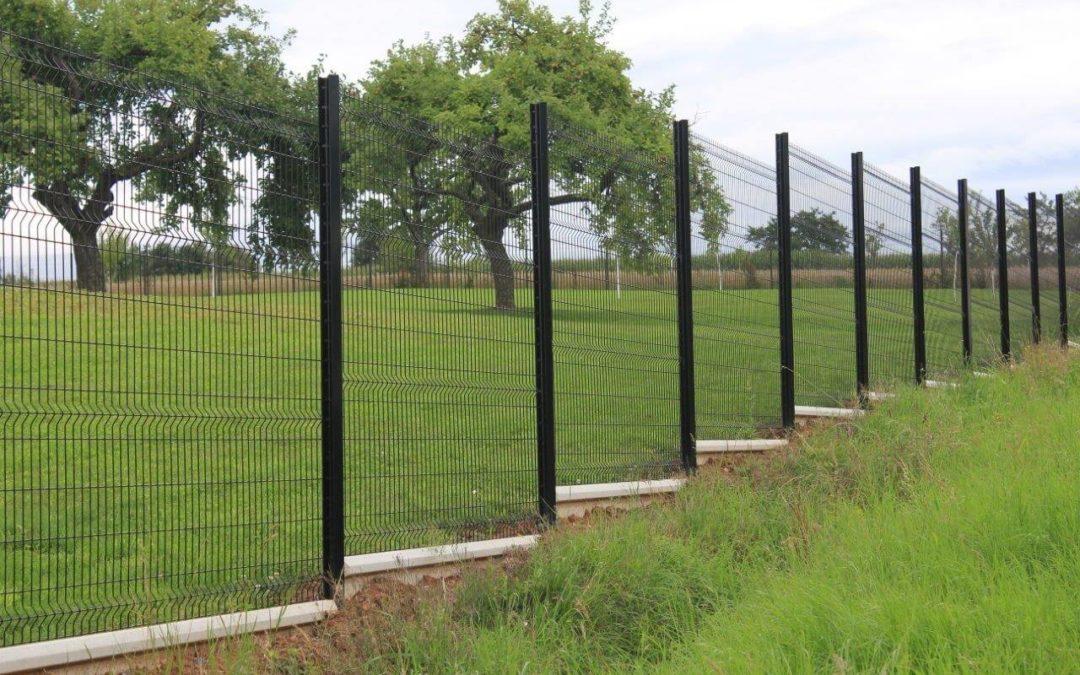 Pose de clôture à Saint-Dié