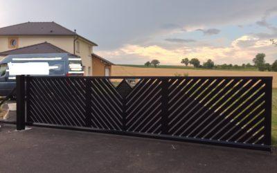 Fabricant de portail dans les Vosges