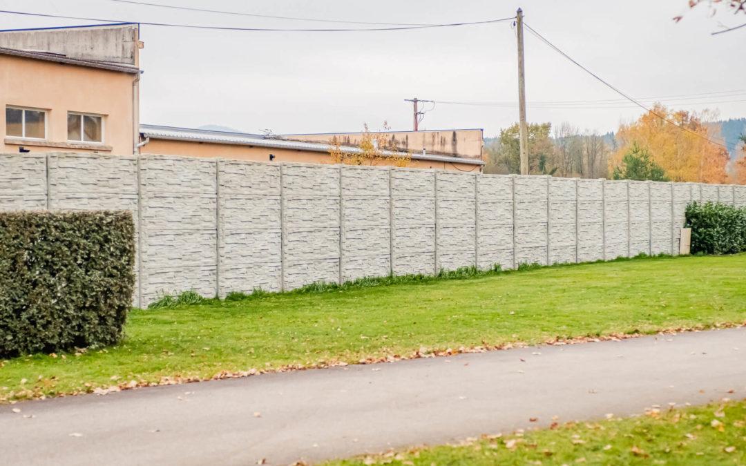 Votre fabricant de clôture à Saint-Dié